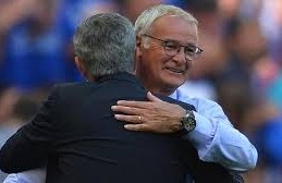 Mou and Ranieri